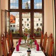 HOTEL ZLATÝ ANDĚL Český Krumlov 713735866