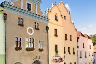 HOTEL ZLATÝ ANDĚL Český Krumlov