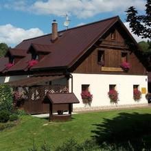 Chata Pod Kapličkou Janov nad Nisou