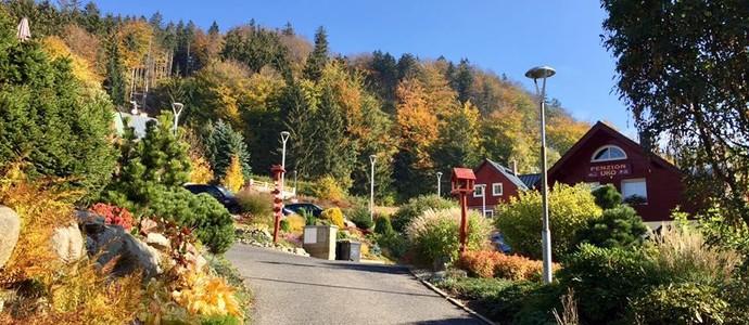 Resort Uko-Bedřichov-pobyt-Podzimní prázdniny - říjen 2021