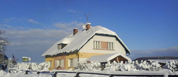 Penzion Menšina Borovnice