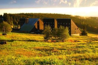 Hotel Tetřeví Boudy Černý Důl
