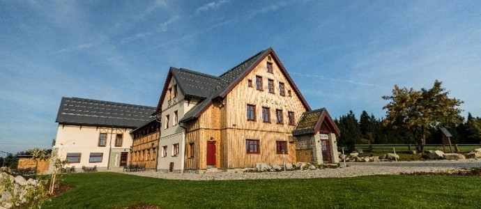 Chata Tesanka Janov nad Nisou