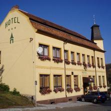 hotel U Branky Stříbro