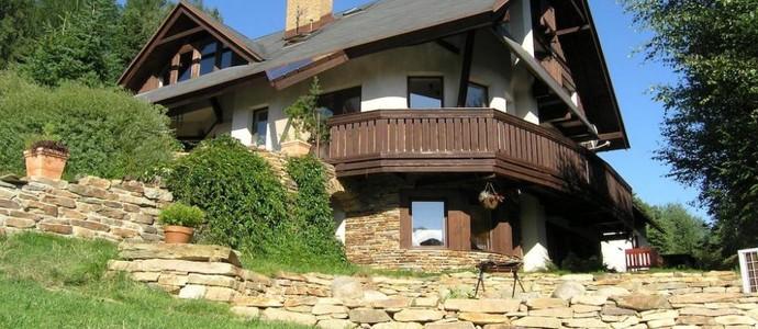 Pension Woodhouse Rokytnice nad Jizerou
