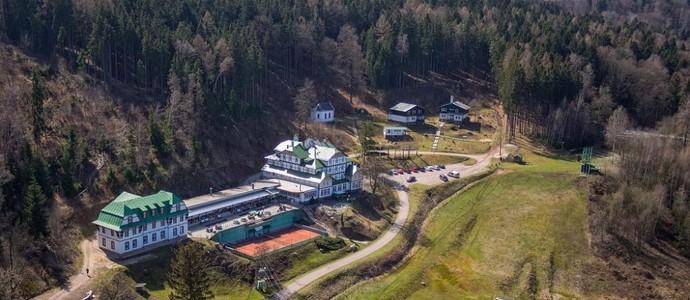 Hotel Pod Zvičinou Dolní Brusnice