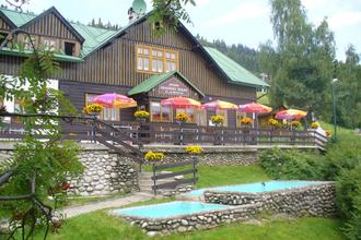 Krausovy boudy Špindlerův Mlýn