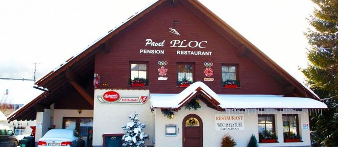 Pension Pavel Ploc Harrachov