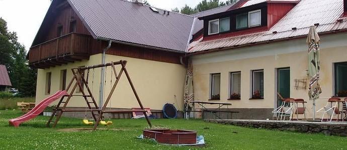 Bokova chata Kvilda