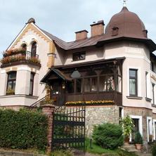 Pension Villa Ludmila Janské Lázně