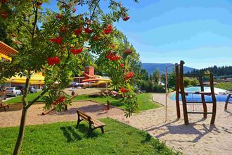 Balíček Podzimní prázdniny-Aqua Park Špindlerův Mlýn