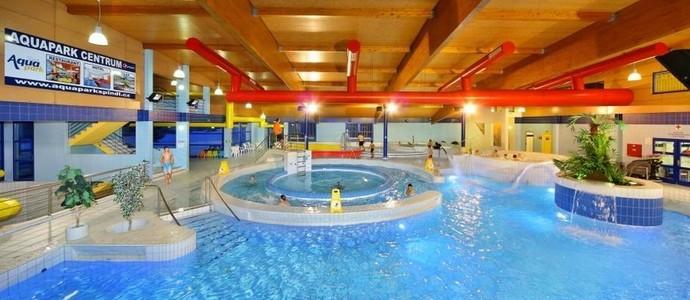 Aqua Park Špindlerův Mlýn-pobyt-Jarní relax balíček
