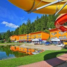 Aqua Park Špindlerův Mlýn-pobyt-Letní dovolená s dětmi na 5 nocí