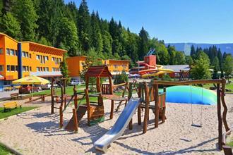 Letní prázdniny v Aquaparku-Aqua Park Špindlerův Mlýn