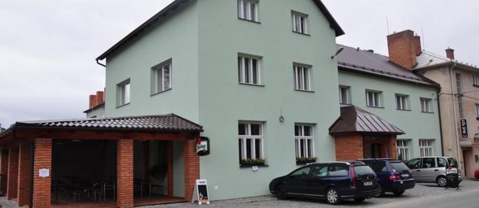 Hotel Rudka Kunštát