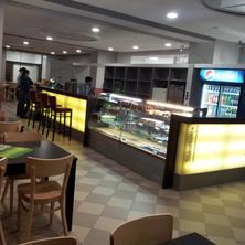 Nová restaurace s barem
