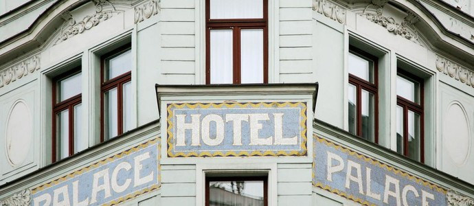Art Nouveau Palace Hotel Prague Praha 1133454997