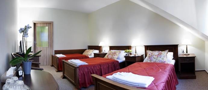 Hotel Pod Zámkem Velké Meziříčí 1133455353