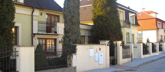 Hotel Villa Olivia Praha 5342