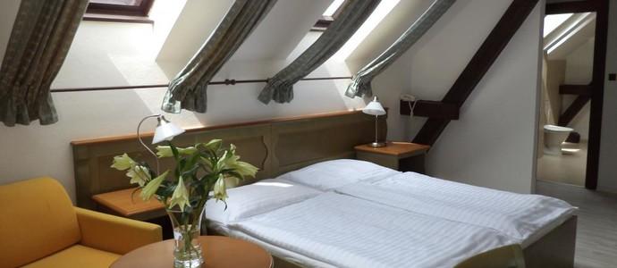 Hotel Pivoňka Slavonice 1125445371