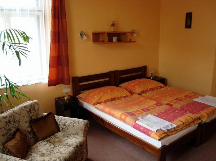 Meruňkový pokoj