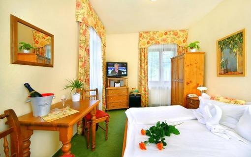 Hotel Praha Dvoulůžkový pokoj