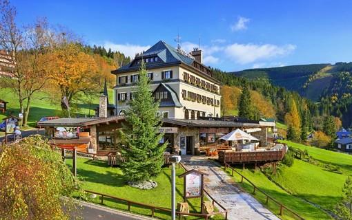 Podzimní wellness s polopenzí na 3 noci-Hotel Praha 1156361953