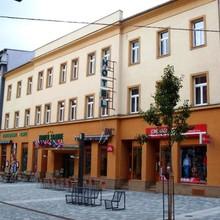 Hotel Slavie Cheb