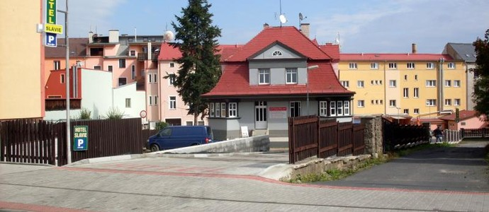 Hotel Slavie Cheb 1122649248