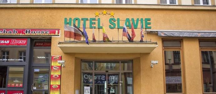 Hotel Slavie Cheb 1133458111