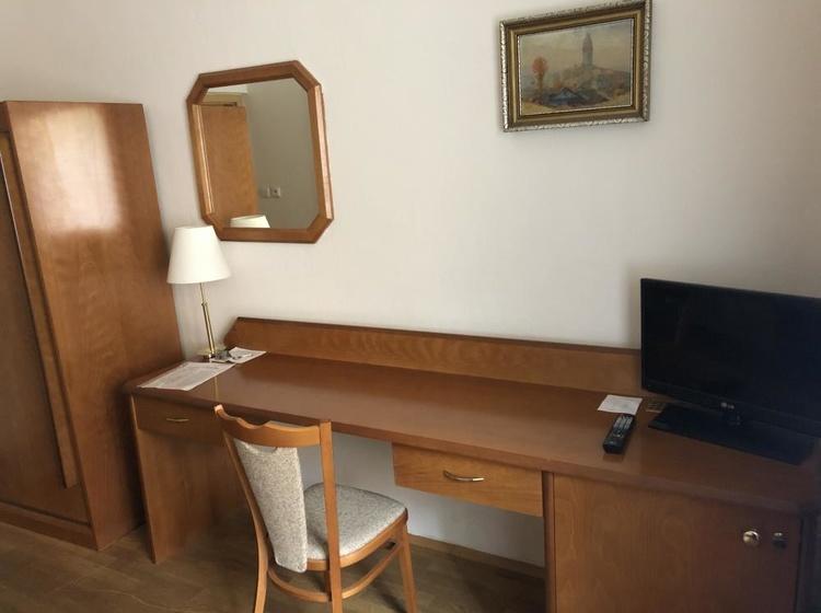 Jednolůžkový pokoj Standard - pohodlí a svělá cena