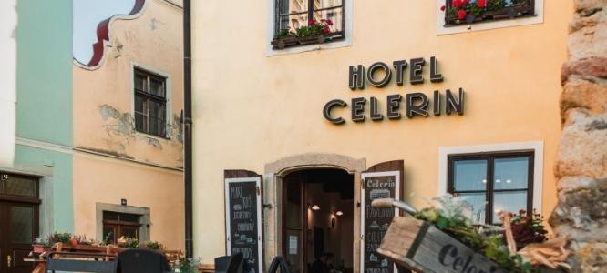 Hotel Celerin Telč 1133459411