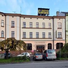 Hotel Central Český Těšín