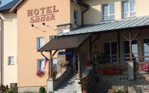 Relaxační wellness pobyt na 2 noci-Hotel Sádek 1154298151
