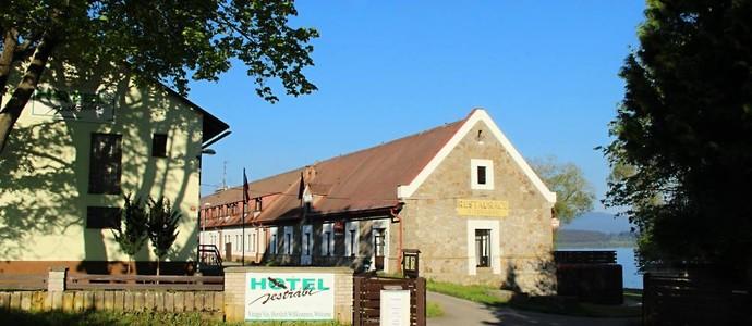Hotel Jestřábí Černá v Pošumaví 1133461913