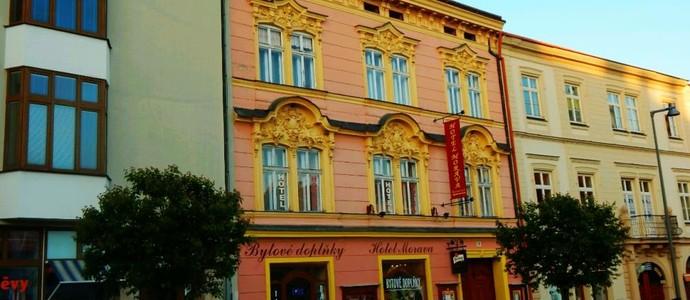 Hotel Morava Znojmo