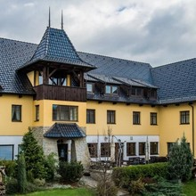 Hotel a valašský šenk Ogar Luhačovice
