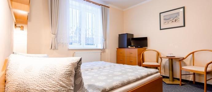 Hotel Jitřenka-Konstantinovy Lázně-pobyt-Luxusní wellness pobyt za hubičku