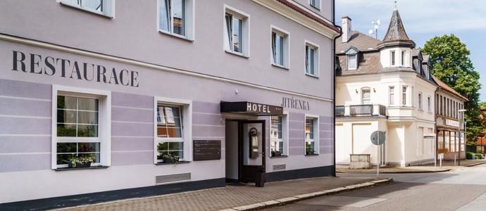 Hotel Jitřenka Konstantinovy Lázně