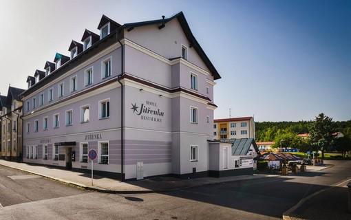 Luxusní wellness pobyt za hubičku -Hotel Jitřenka 1154298773