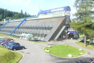 Hotel Skicentrum-Harrachov-pobyt-Velikonoce na horách