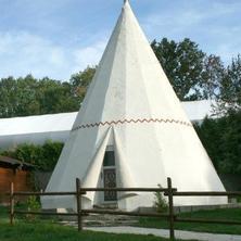 Hotelový RESORT STEIN-Cheb-pobyt-Rodinné indiánské dobrodružství