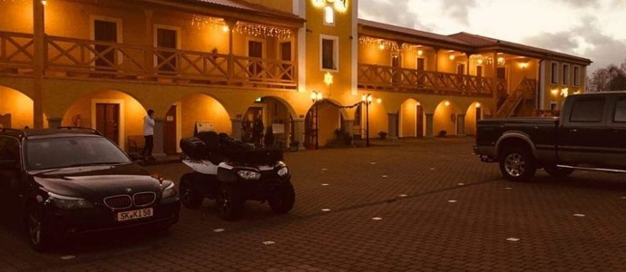 Hotelový RESORT STEIN Cheb 1128889721