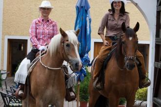 Víkend s koňmi pro pokročilé-Hotelový RESORT STEIN