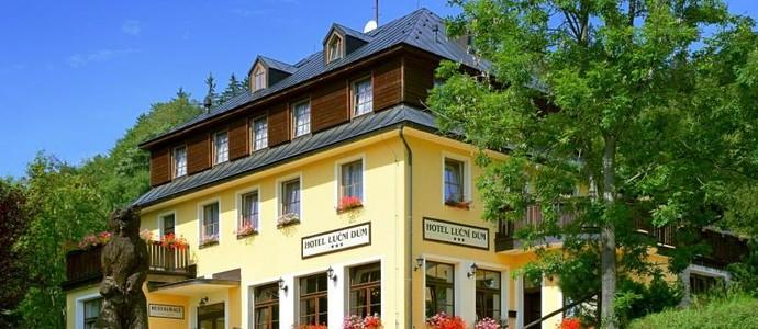 Hotel Luční dům Janské Lázně 1133465477