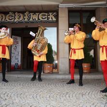 Hotel Mědínek Old Town Kutná Hora 36642100