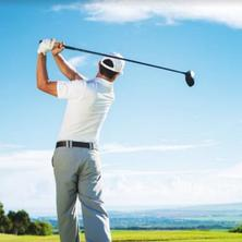 Balíček  pro golfisty