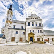 Hotel Trim-Pardubice-pobyt-Prohlídka zámku  v Pardubicích  s průvodcem