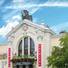 Hotel Trim-Pardubice-pobyt-Večer ve  východočeském  divadle