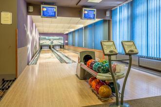 Hotel Trim-Pardubice-pobyt-Bowling